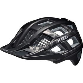 KED Crom Helmet Black Anthracite Matt